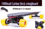 1900watt Hoverboard HochgeschwindigkeitsSkateboard-elektrischer Rochen-Vorstand