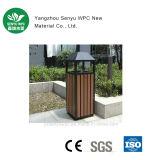 Caixote de lixo ao ar livre da alta qualidade WPC