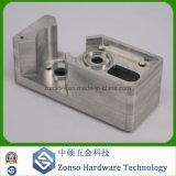 Peças feitas à máquina CNC personalizadas precisão do metal girando a trituração