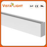100-277V 110程度LEDのホテルのための吊り下げ式の線形天井灯