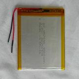 batería del polímero de 357595pl 4500mAh para la PC de la tablilla de 7 pulgadas