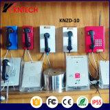 Disegno antico per il telefono di emergenza di Kntech Knzd-10 VoIP del telefono della prigione