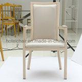 最新のデザイン快適で安い木製の食事の椅子