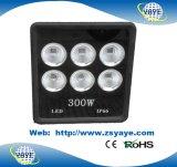 Indicatore luminoso caldo del traforo della PANNOCCHIA LED di /100W del proiettore della PANNOCCHIA 100W LED della garanzia di anni di vendita Ce/RoHS/3 di Yaye 18