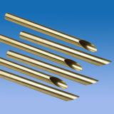 Admiralitäts-Messinggefäß für Kondensator und Wärme-Austauscher, C44300, Messinggefäß, Hsn70-1