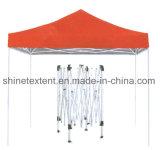 3*3mの屋外の昇進のイベントの鉄骨フレームの折るテント、折るテントの望楼のおおい10*10FT