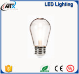Ampoule chaude d'éclairage LED des prix inférieurs 1W de vente