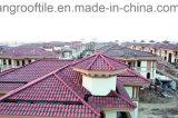 Строительные материалы, испанский случай проекта плитки крыши, настилая крышу Китай