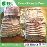 Sacos plásticos de ebulição do empacotamento de alimento do espaço livre do vácuo da poupança PA/PE Coex do alimento da água