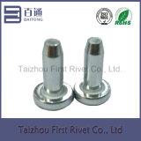 4.85X16.3mmの平らなヘッド固体鋼鉄リベット