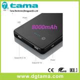 Côté de sauvegarde d'alimentation par batterie du meilleur smartphone de la qualité 8000mAh