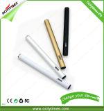 美しいデザインガラスVapeのカートリッジペンより使い捨て可能な蒸発器のペンのEタバコ販売法の井戸