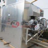 Máquina de proceso llenada central del palillo de la oblea del conjunto entero