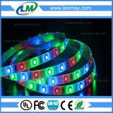 LED RGB 색깔 12VDC SMD3528 4.8W RGB LED 지구 빛