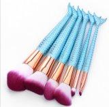 Самый новый цвет Mermaid 6/Set составляет Eyeliner брови для того чтобы покраснеть смешивая инструменты щеток состава красотки учредительства контура косметические