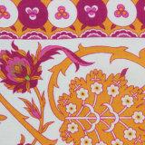 Tecido de impressão 100% Rayon 30X 30 / 68X68 para vestuário (AMA170608-6)