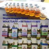 Pharmaceutical Amarelo químico Raw Pó Injectable material do esteróide do acetato de Trenbolone/do acetato de Trenbolone dos esteróides da estaca ás de Tren