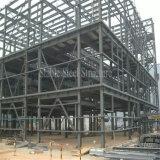 Edificio de acero del almacén del diseño de la estructura de acero de Turquía de la alta calidad