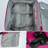 Chubont Design de lazer de alta qualidade 4 Wheels Foldable Soft Trolley Bag