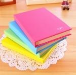 Farbenreiches neues Entwurfs-Ausgabe-Notizbuch-Drucken