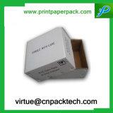 Steife Entwurfs-Form-Kerze-Papierkasten mit Firmenzeichen-Drucken