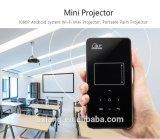 enseñanza de la oficina de asunto del teatro casero del mini WiFi proyector multicolor de 1080P la última