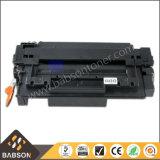 BabsonのHP Q7551Aのための卸し売り互換性のある黒いトナーカートリッジ