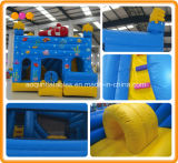 PVC膨脹可能な海底娯楽警備員公園のおもちゃ(AQ708-4)