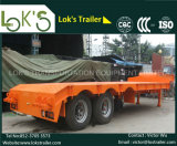 12m Tri-Axles землечерпалки трейлер Semi