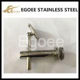 Parentesi del corrimano dell'acciaio inossidabile per il tubo quadrato