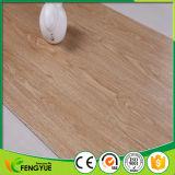 연한 색 목제 패턴 PVC 마루