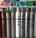 Кислород промышленного высокого давления безшовный, азот, бутылки газа диссугаза