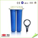 Depuratore di acqua orizzontale di ultrafiltrazione per bere