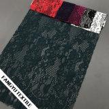 Klassische Baumwolle/Nylonzutat-Spitze-Gewebe für Dame Vest