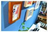Décoration en bois de cadre de tableau d'art de mur de collage/dessin animé