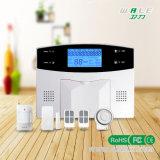 Het Alarm van het Huis PSTN+GSM van de Fabrikant van China & het Systeem van het Alarm 850/900/1800/1900MHz