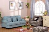 Sofà moderno per la mobilia del salone, sofà moderno del tessuto di svago