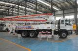 Bester Preis 42 m-Betonpumpe-LKW-Kleber-Pumpen-LKW für Verkauf