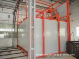 Sistema di produzione elettrostatico del rivestimento della polvere