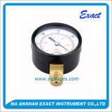 Manometro del Misurare-Manometro-Gas di pressione di acqua