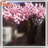직업적인 제조자에서 하는 빨강에 있는 인공 꽃 나무