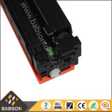 Cartouche d'imprimante laser couleur compatible pour HP CF400A / CF401A / CF402A / CF403A (201A) Vente chaude / Prix favorable