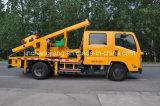 Leitschiene-Pfosten-Fahrer-LKW mit hydraulischem Stapel-Hammer für Sperren-Pfosten-Installation