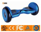 LEDライトおよびULの証明書10inchesの車輪が付いているバランスをとるスクーター