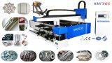 Metallblatt-u. -gefäß-Laser-Ausschnitt-Maschine, Laser-Scherblock-Maschine für Metallblatt u. Gefäß