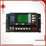 regolatore solare della carica dell'affissione a cristalli liquidi di 24V o di 12V 20A PWM