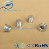 DIN908 Vis hexagonale à fente à brides de fixation de tuyau