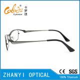Spätester Entwurf Voll-Rahmen Titanbrille Eyewear optische Glas-Rahmen (9313)