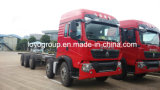 340HPのSinotruck HOWO T5g Euro3 10X4の貨物トラック