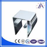 Het Spoor van het Aluminium van de hoogste Kwaliteit voor Garderobe, Deur, Machine